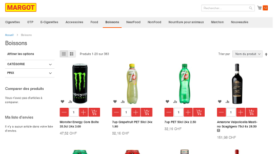Shop Screenshot 1