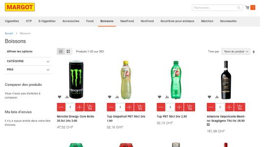 Shop Screenshot 1